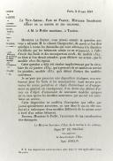 MOUSQUETON ET BAÏONNETTE DE MARINE ET DE GENDARMERIE MARITIME, MODÈLE 1842T, MONARCHIE DE JUILLET.  (15)