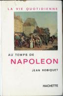 LOT DE 6 LIVRES SUR L'HISTOIRE DE NAPOLÉON.