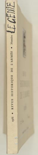 Revue historique de l'armée 1966, 22ème année  (2)