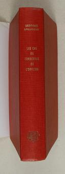 """Photo 3 : SPILLMANN (Georges) – """" Le cas de conscience de l'officier """""""