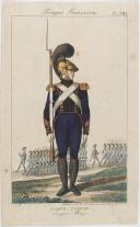 Photo 1 : MARTINET : SERGENT-MAJOR, SAPEUR-POMPIER, PREMIER EMPIRE.