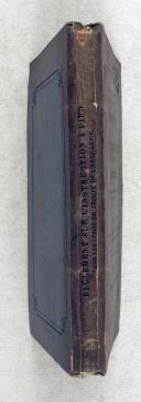 25 novembre 1885 sur l'instruction à pied dans les corps de troupes de l'ARTILLERIE  (2)