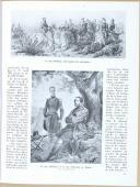"""Photo 3 : BRUNON - """" VERT & ROUGE """" - Revue spéciale  - """" La légion en algérie depuis 120 ans """" - 1949"""