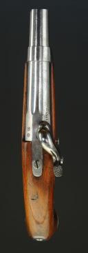 PISTOLET DE GENDARMERIE, MODÈLE 1842, MONARCHIE DE JUILLET. (4)