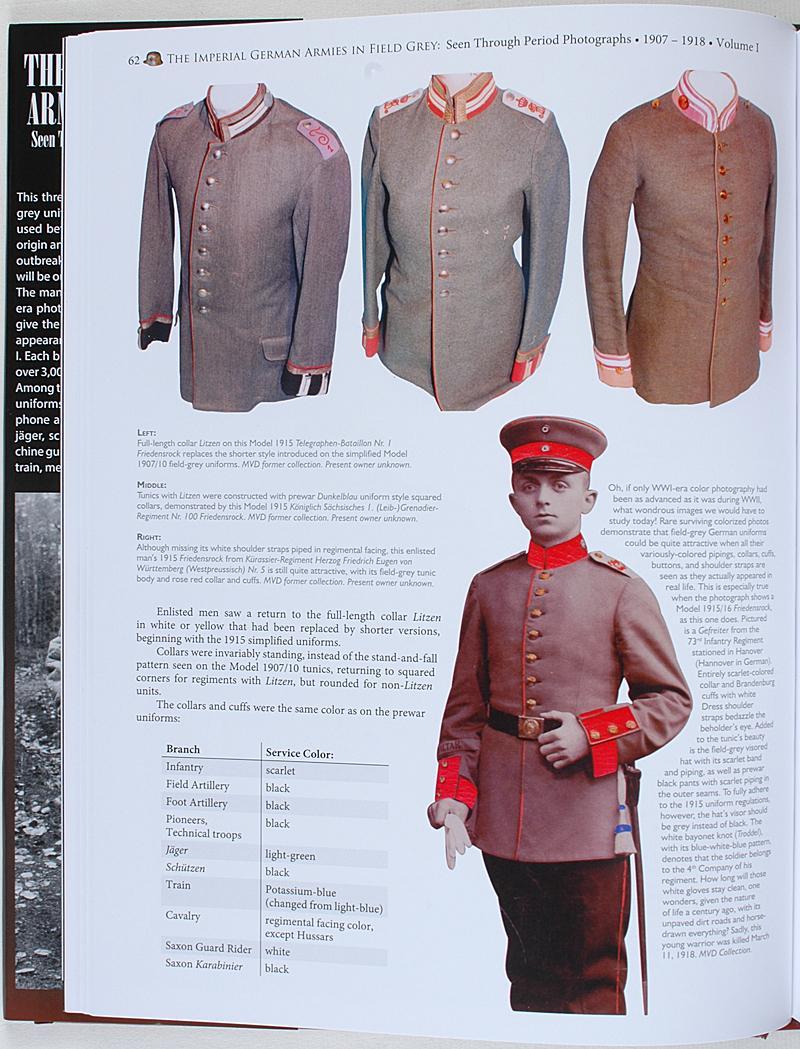 uniform artllerie friedrich 1