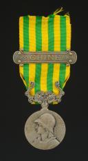 MÉDAILLE COMMÉMORATIVE DE L'EXPÉDITION DE CHINE 1900 - 1901, Troisième République.