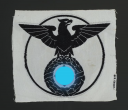 PREMIER TYPE D'INSIGNE POUR MAILLOTS DES SPORTS DES SECTIONS D'ASSAUT, Troisième Reich.