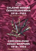 CHLADNE ZBRANE CESKOSLOVENSKA - CZECHOSLOVAK EDGED WEAPONS - 1918-1953