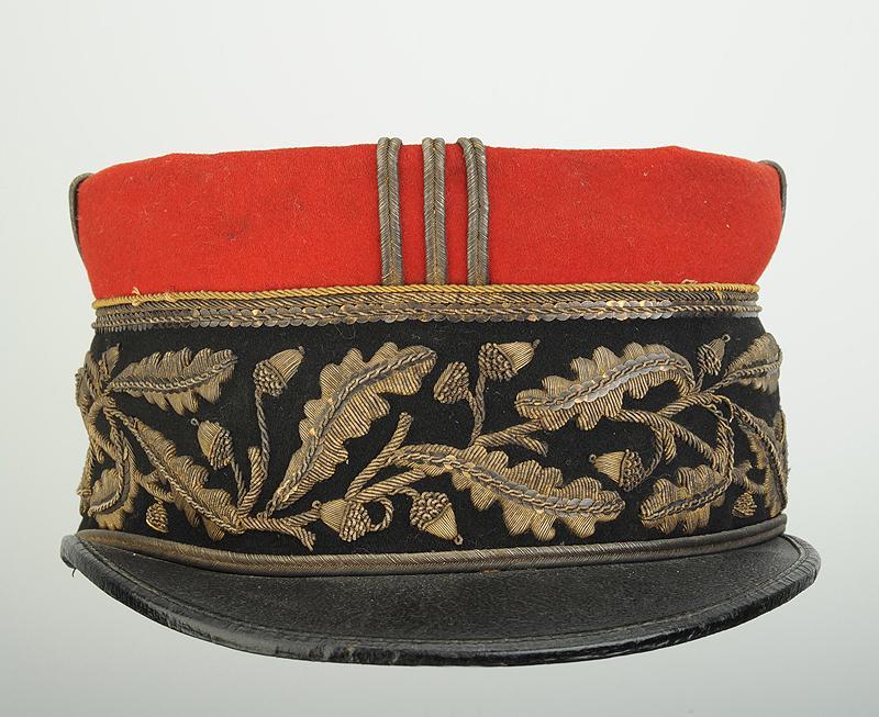 KEPI DE GENERAL DE BRIGADE, annees 1920-1930.