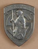INSIGNE DE JOURNÉE DU NSDAP, Troisième Reich.