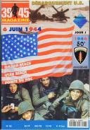 MAGAZINE 39/45 n° 93 de Mars 1994 sur le débarquement du 6 Juin 1944.