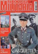 Dossiers Militaria 04: E. Lefevre et B. Malvaux LES CASQUETTES DE LA HEER