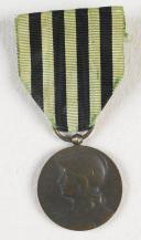 MÉDAILLE COMMÉMORATIVE DE LA GUERRE DE 1870-1871, crée en novembre 1911.
