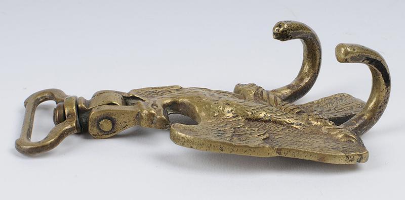 72 aigle en bronze de porte tambour prussien for Porte tambour