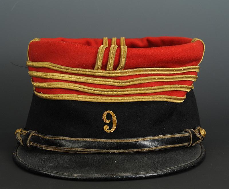 k pi foulard d 39 un commandant du 9e r giment d 39 infanterie d 39 agen. Black Bedroom Furniture Sets. Home Design Ideas