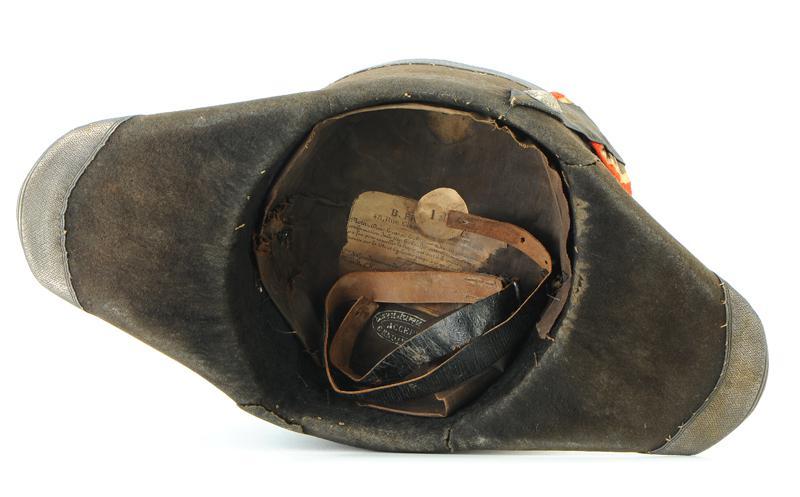 94 chapeau bicorne de gendarme  mod u00e8le 1895
