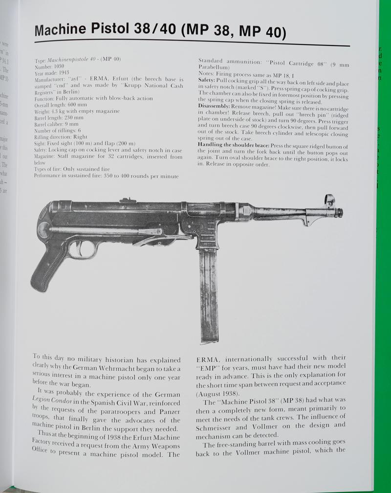 german machine pistol