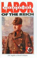 Labor Organizations of the Reich