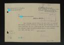 AUTOGRAPHE DU SS-OBERGRUPPENFÜHRER WILHELM KARL KEPPLER CONSEILLER ÉCONOMIQUE D'ADOLF HITLER, Troisième Reich.