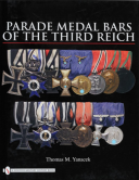 PARADE MEDALS BARS OF THE THIRD REICH