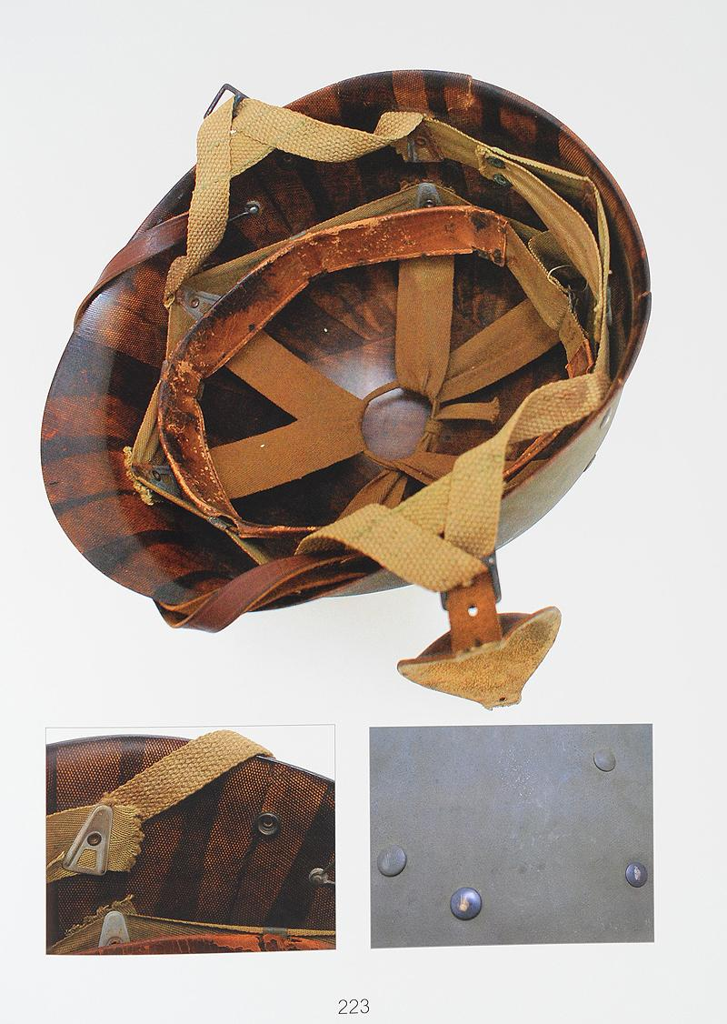 THE M1 HELMET OF THE WWII GI