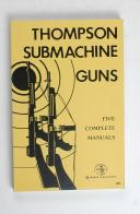 Thomson submachine guns