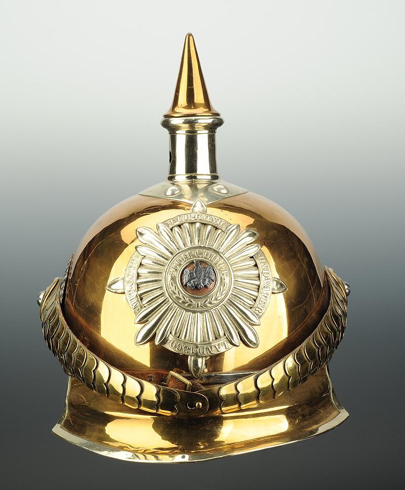 casque troupe de cuirassier de la garde ou de garde du