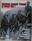 GERMAN ASSAULT TROOPS OF WORLD WAR I.