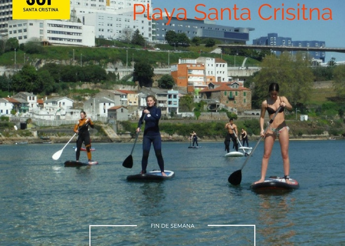 PADDLE SURF : ALQUILER  1 hora .
