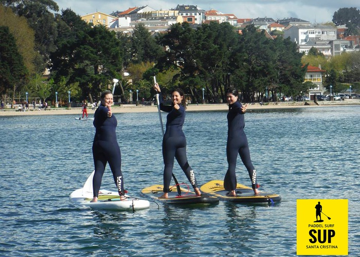 PADDLE SURF : ALQUILER 2 HORAS