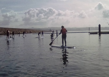 Ruta de paddle surf familiar + picnic