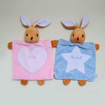 Photo of Bunny Comforter