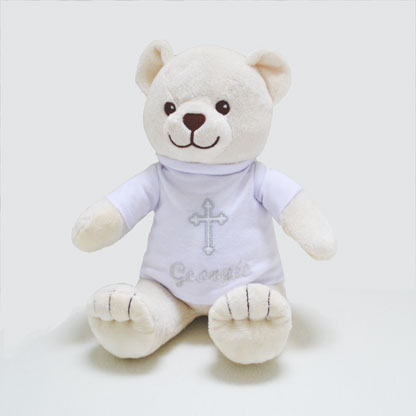 Photo of Christening Teddy Bear