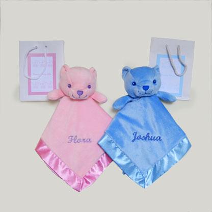 Photo of Personalised Teddy Comforter
