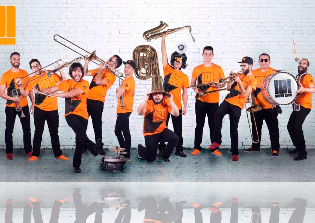 101 brass band