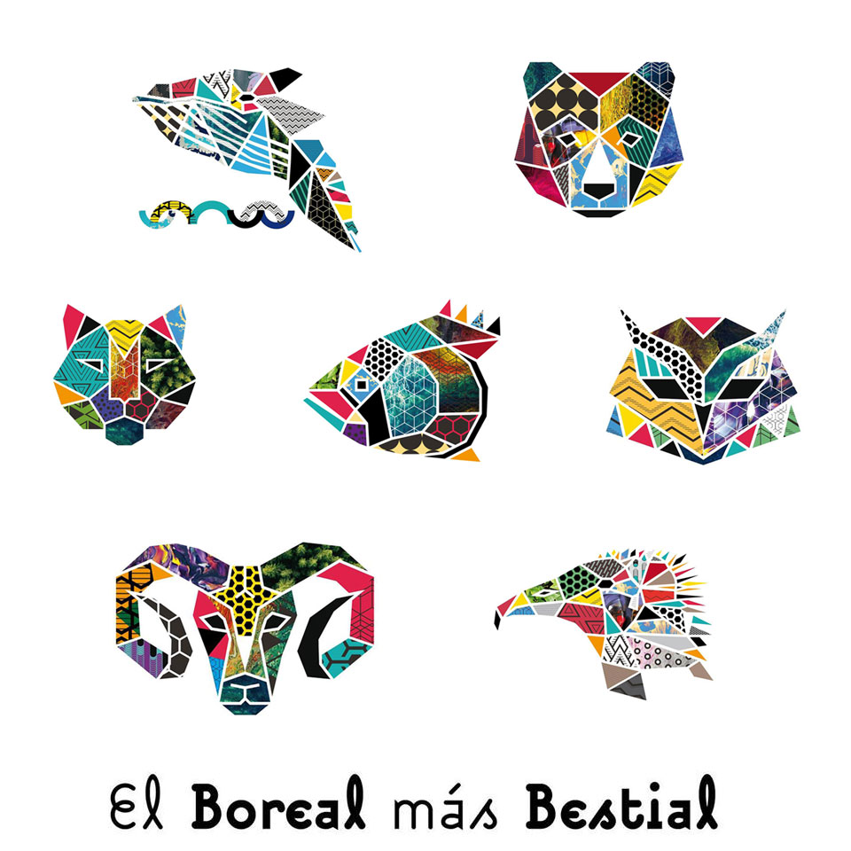 Animales Boreal