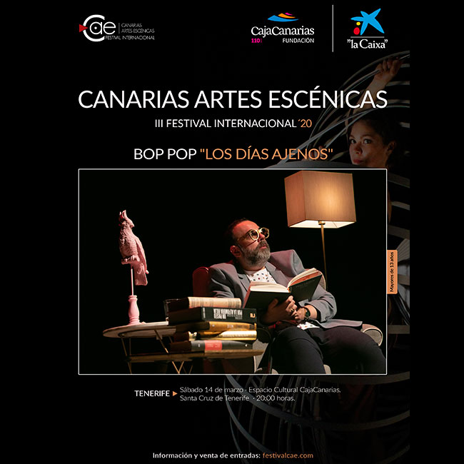 Bob Pop Días Ajenos CAE
