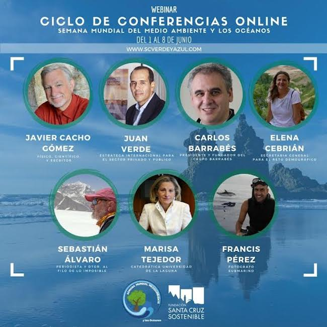 Ciclo online océanos 2020