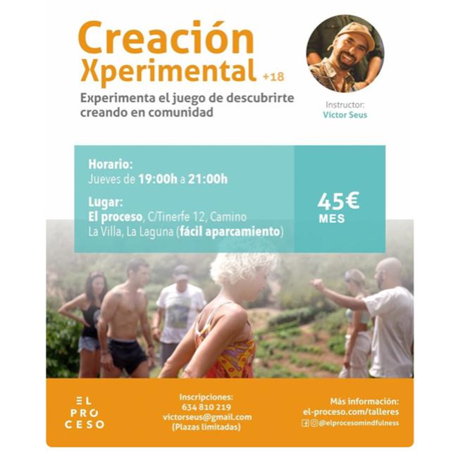 Creación experimental