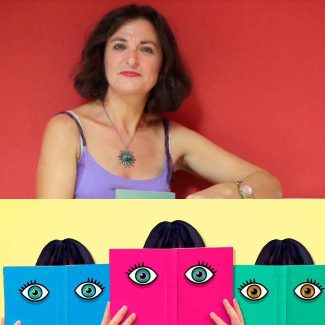 XXX Feria Libro Santa Cruz - Doris Martínez