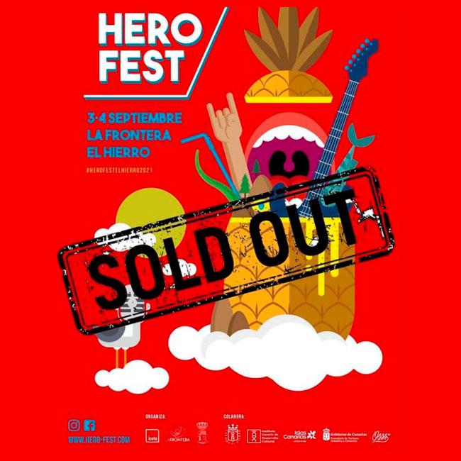 herofest 21 soldout