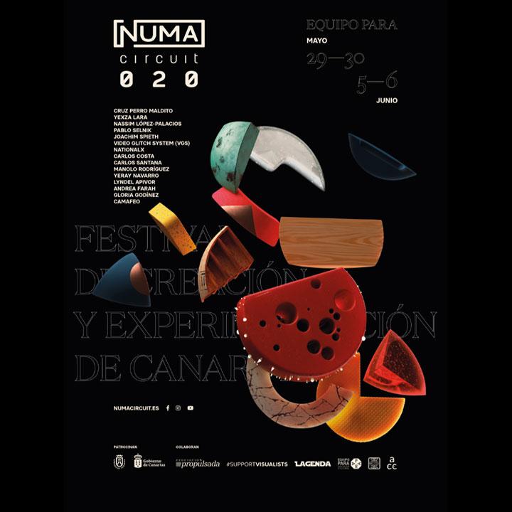 NUMA20 cartel Numacircuit