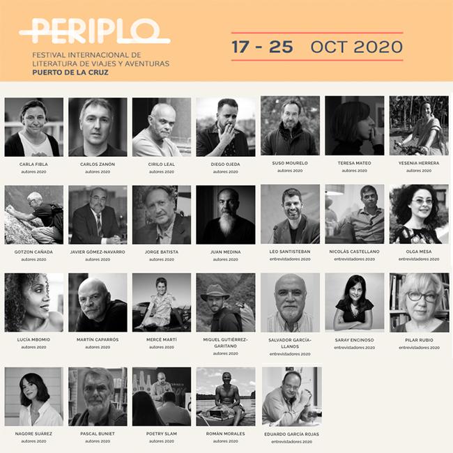 Periplo 2020 participantes