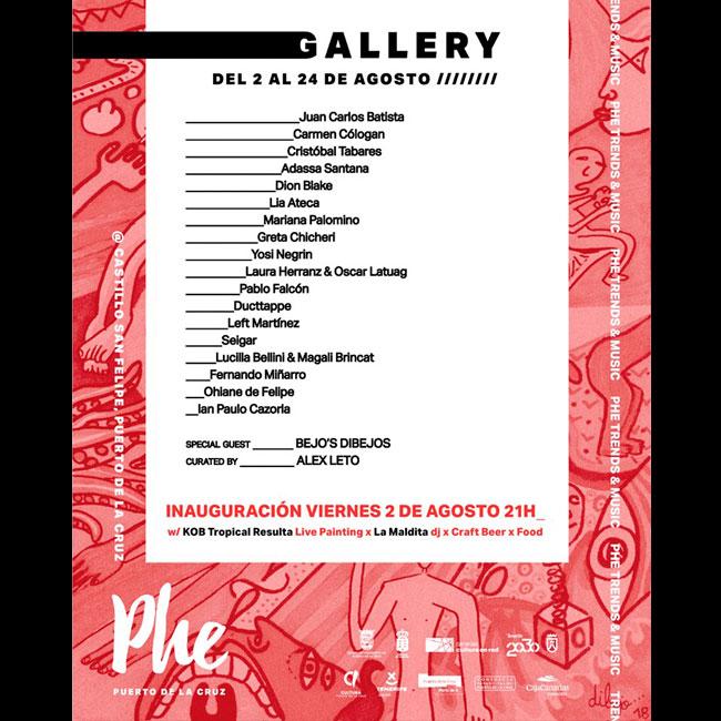 Phe gallery 2019