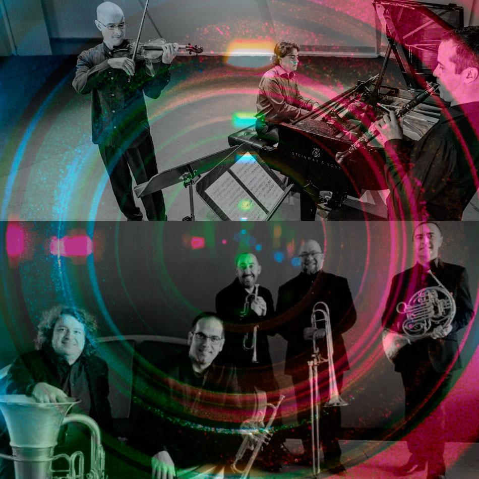 Quantum Ensemble & Spanish Brass Luur Metalls