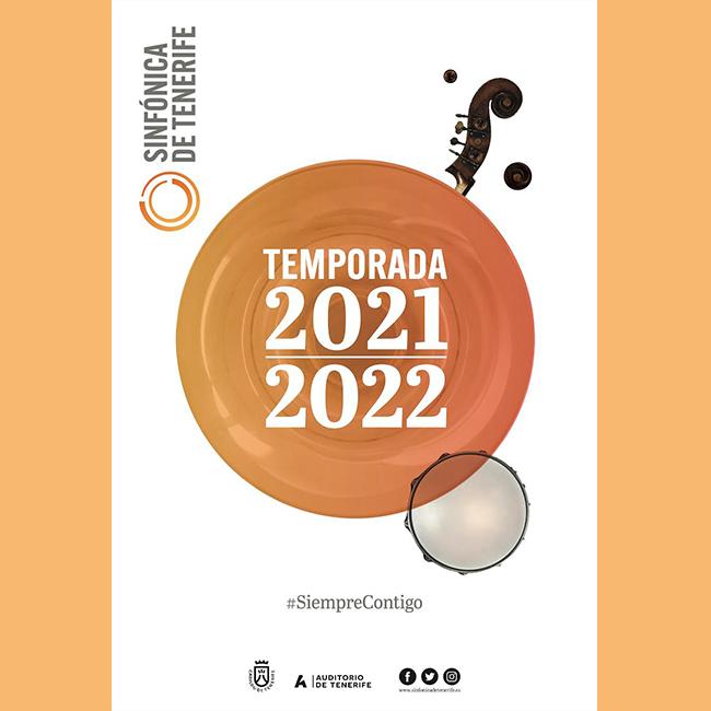 Sinfónica de Tenerife 21-22