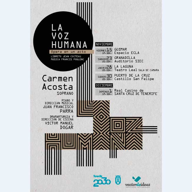 La Voz Humana Carmen Acosta