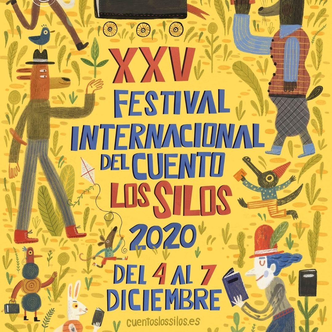 XXV Festival Internacional Cuento Silos diciembre 2020