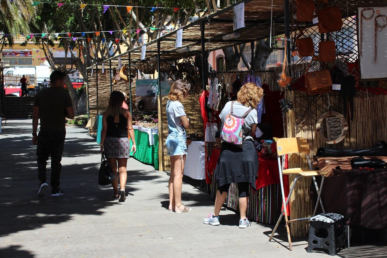 Feria Artesanía Granadilla