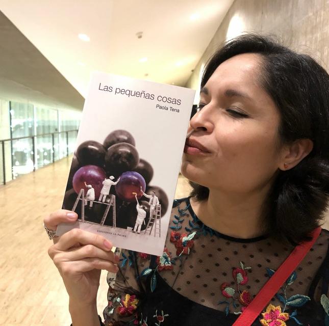 Las pequeñas cosas' de Paola Tena | Lagenda